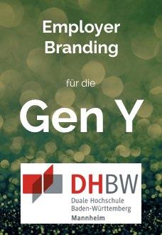Generation Y und Employer Branding – Vortrag an der DHBW Mannheim