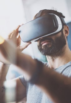 Virtual Reality – Freelancer in VR Projekten